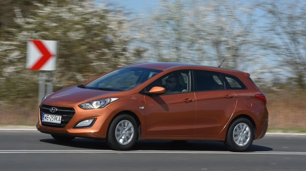 Hyundai i30 Wagon /Motor