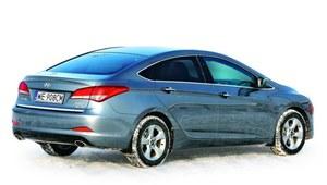 Hyundai i40 2.0 GDI Comfort Plus - test