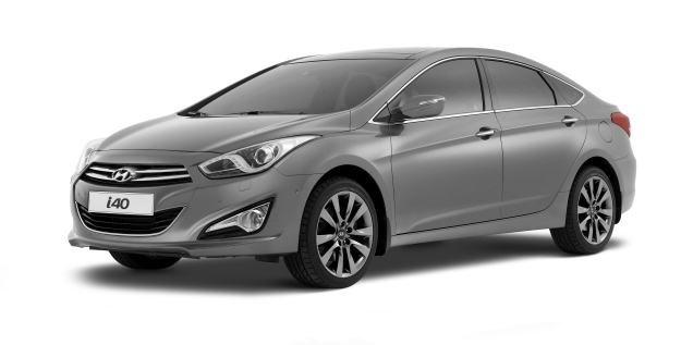 Hyundai i40 sedan /