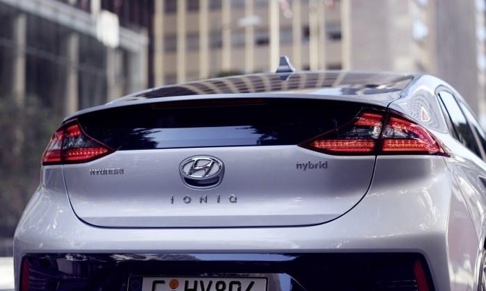 Hyundai IONIQ /materiały promocyjne