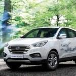 Hyundai ix35 Fuel Cell z coraz lepszą sprzedażą