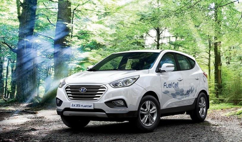 Hyundai ix35 Fuel Cell /