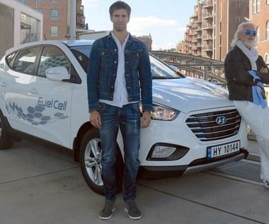 Hyundai ix35 napędzany wodorem przejechał 2383 km w 24h!