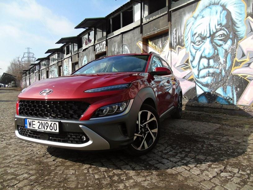 Hyundai Kona 1.6 T-GDI /INTERIA.PL