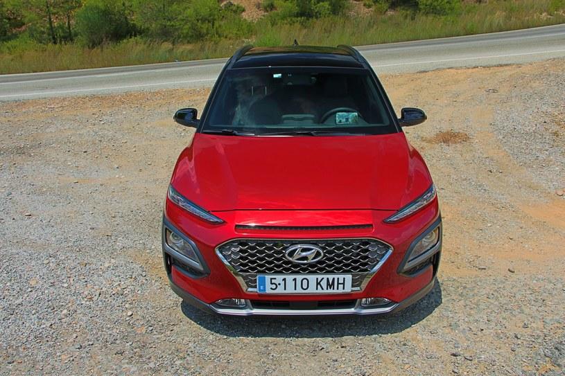 Hyundai Kona diesel /INTERIA.PL
