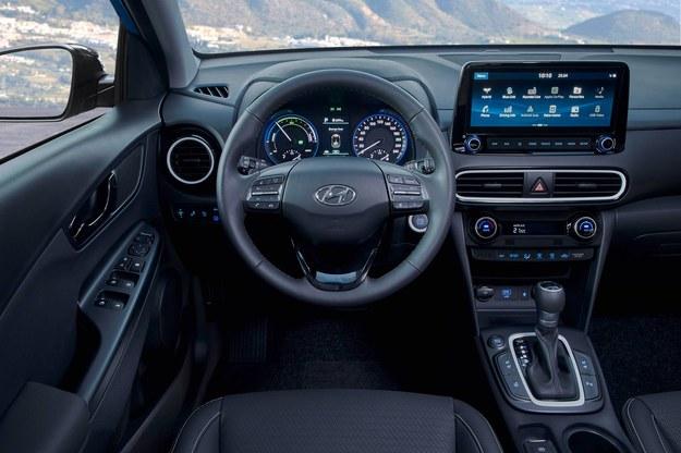Hyundai Kona Hybrid /Hyundai