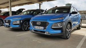 Hyundai Kona - pierwsza jazda