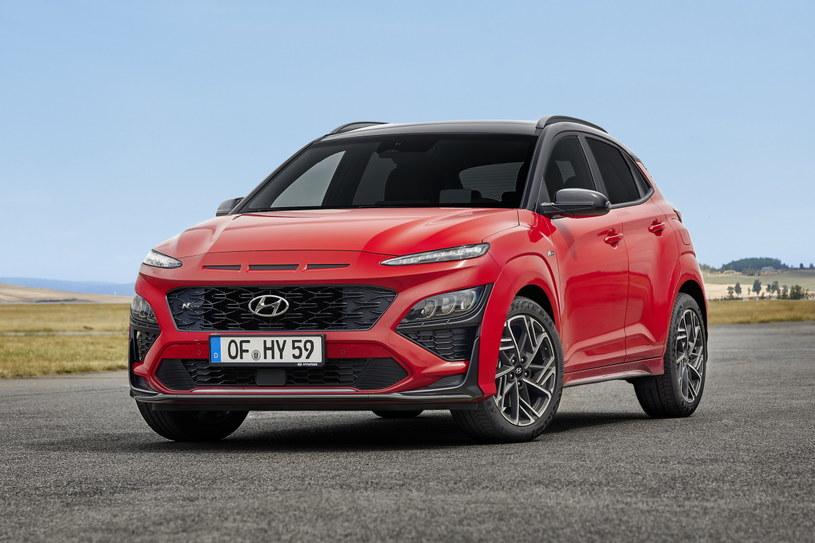 Hyundai Kona po liftingu /
