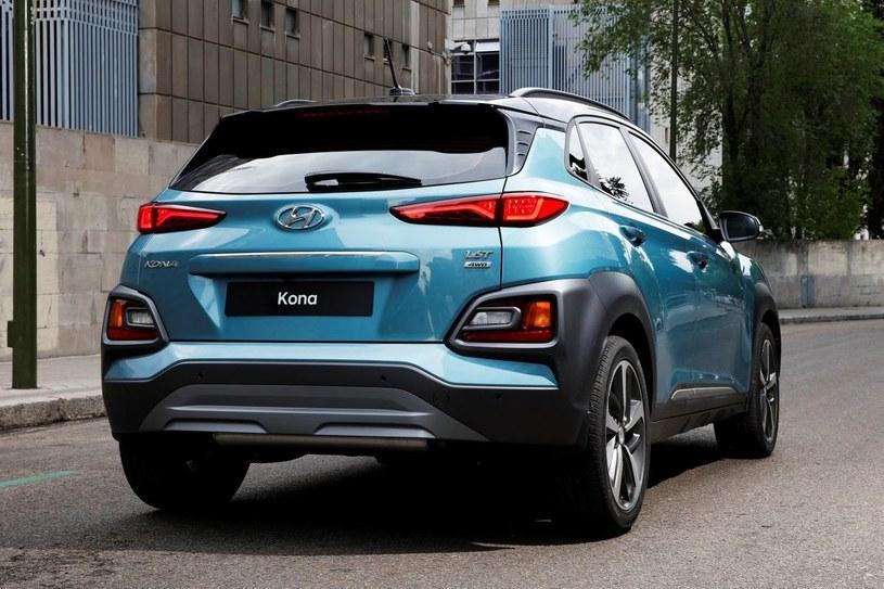 Hyundai Kona /