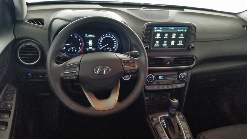 Hyundai Kona /INTERIA.PL