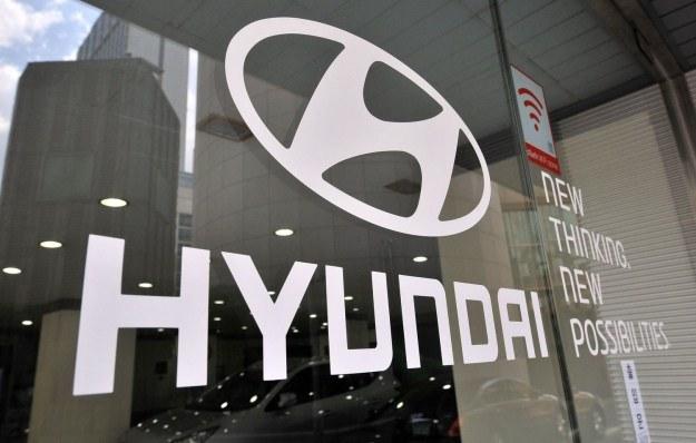 Hyundai konsekwentnie pnie się w górę /AFP