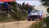 Hyundai na Rajdzie Włoch 2015 - dzień drugi
