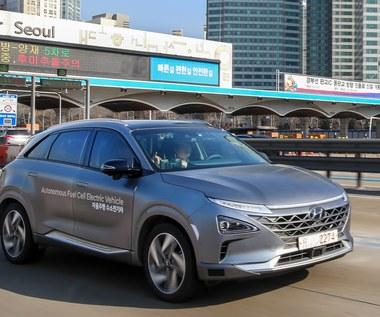Hyundai NEXO. Pierwszy autonomiczny model z ogniwami paliwowymi
