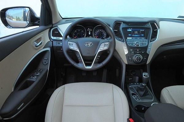 Hyundai Santa Fe III (2012-2018)