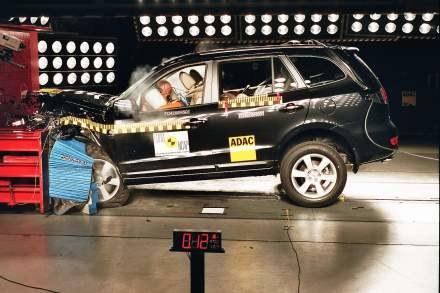 Hyundai santa fe / kliknij /INTERIA.PL