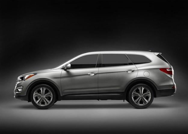 Hyundai Santa Fe w wersji amerykańskiej /Hyundai