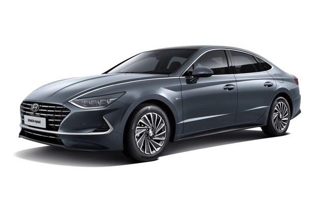 Hyundai Sonata Hybrid /Hyundai
