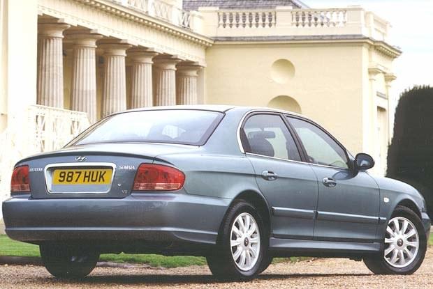 Hyundai Sonata (kliknij) /INTERIA.PL
