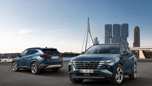 Hyundai Tucson zmienił się nie do poznania