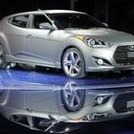 Hyundai veloster z silnikiem turbo. Zagrozi scirocco?
