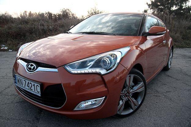Hyundai veloster /INTERIA.PL