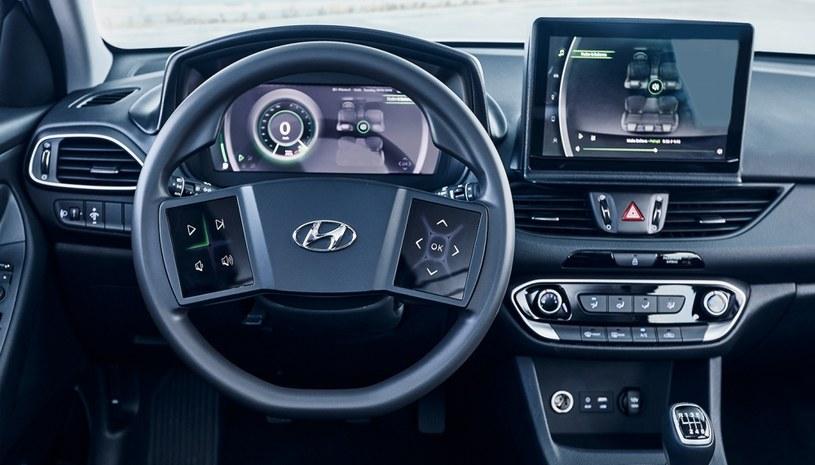Hyundai Virtual Cockpit /materiały prasowe