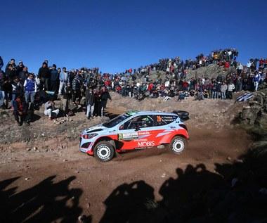 Hyundai WRC na Rajdzie Polski z czterema samochodami