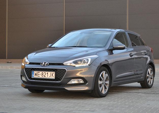 Hyundai zanotował rekordową sprzedaż /INTERIA.PL