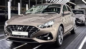 Hyundaia i30 po liftingu już w produkcji