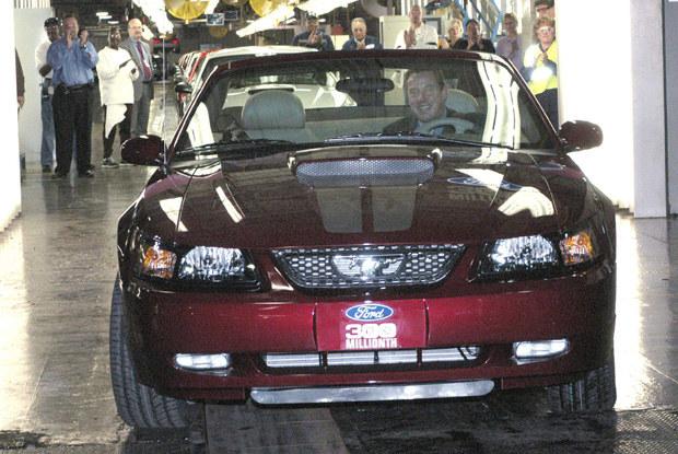 ... i ford 300-milionowy. /INTERIA.PL