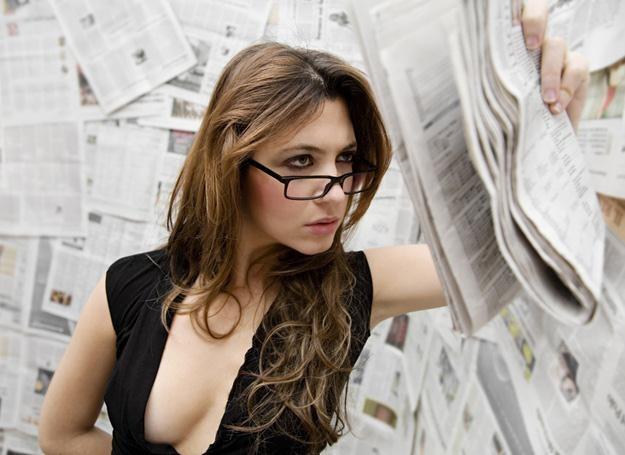 I jak tu się skupić na przeglądzie prasy? /© Panthermedia