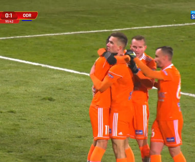 I liga. Bruk-Bet Termalica Nieciecza - Odra Opole 1-1 - bramki (POLSAT SPORT). WIDEO