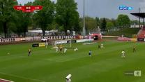 I Liga. Chrobry Głogów - Zagłębie Sosnowiec 1-0. Zwycięska bramka (POLSAT SPORT). Wideo