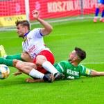 I liga. GKS Bełchatów - Podbeskidzie 1-1 w meczu 29. kolejki