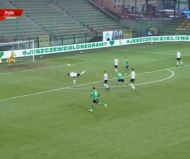 I Liga. GKS Bełchatów - Puszcza Niepołomice 0-2. Skrót meczu (POLSAT SPORT). wideo