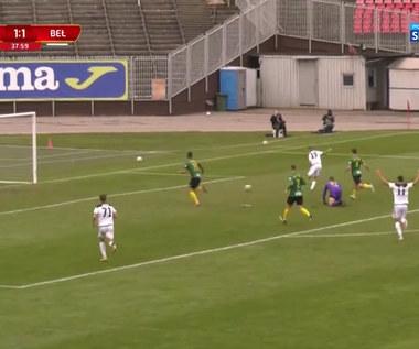 I Liga. GKS Jastrzębie - GKS Bełchatów 3-2. Wszystkie bramki (POLSAT SPORT). wideo
