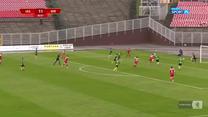I liga. GKS Jastrzębie - Miedź Legnica 1-2 - skrót (POLSAT SPORT). WIDEO