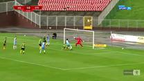 I Liga. GKS Jastrzębie - Stomil Olsztyn 2-0. Wszystkie bramki (POLSAT SPORT). Wideo