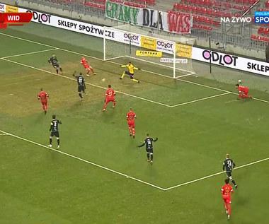 I Liga. GKS Tychy – Widzew Łódź 2-1. Skrót meczu (Polsat Sport). wideo