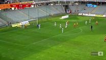 I Liga. Korona Kielce - GKS Bełchatów 3-0. Wszystkie bramki (POLSAT SPORT). Wideo