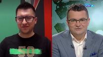 I Liga. Leszek Bartnicki: Na 50. urodziny GKS Tychy chcieliśmy zaprosić znany europejski zespół (POLSAT SPORT). Wideo