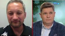 I liga. Marcin Broniszewski w Magazynie Fortuna 1 Ligi (POLSAT SPORT). Wideo