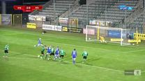 I Liga. Miedź Legnica - GKS Bełchatów 3-0. Wszystkie bramki (POLSAT SPORT). Wideo