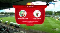 I Liga. Miedź Legnica - GKS Tychy 2-3. Skrót meczu (POLSAT SPORT). Wideo