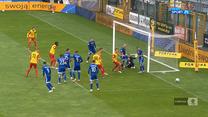I Liga. Miedź Legnica - Korona Kielce 1-1 - skrót (POLSAT SPORT). WIDEO
