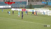I Liga. Odra Opole - Stomil Olsztyn 1-2. Wszystkie bramki (POLSAT SPORT). Wideo