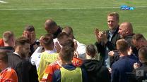 I liga. Wielka radość w Niecieczy! Bruk-Bet Termalica awansowała do Ekstraklasy. WIDEO (POLSAT SPORT)