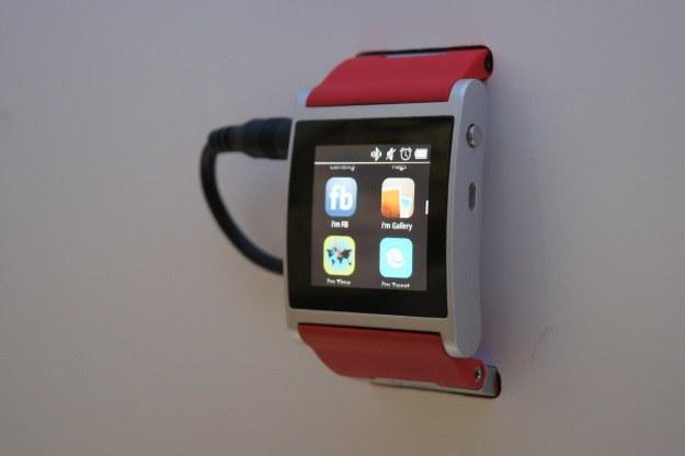 I'm Watch - czy tak wyglądałby zegarek Apple? /INTERIA.PL