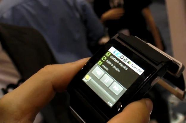 I'm Watch - zegarek z Androidem /materiały prasowe