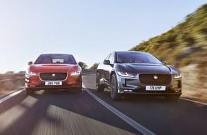 I-Pace. Pierwszy elektryczny pojazd Jaguara